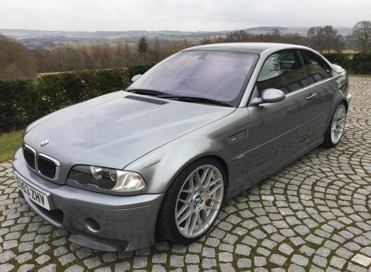 2003 BMW M3 CSL motorsport Manual RHD SOLD!