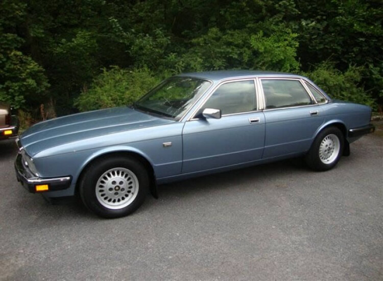 1989 Jaguar XJ 3.6 Rare Manual