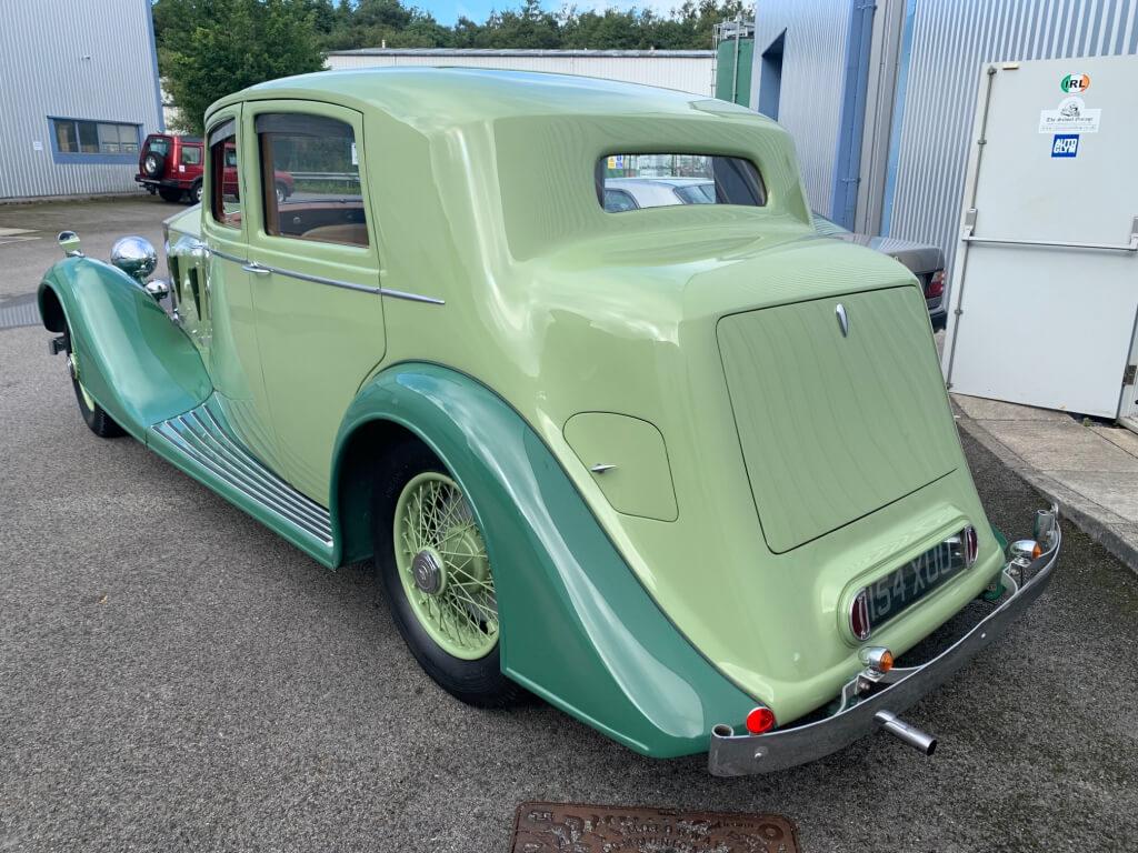 [SOLD] 1937 Rolls Royce 25/30