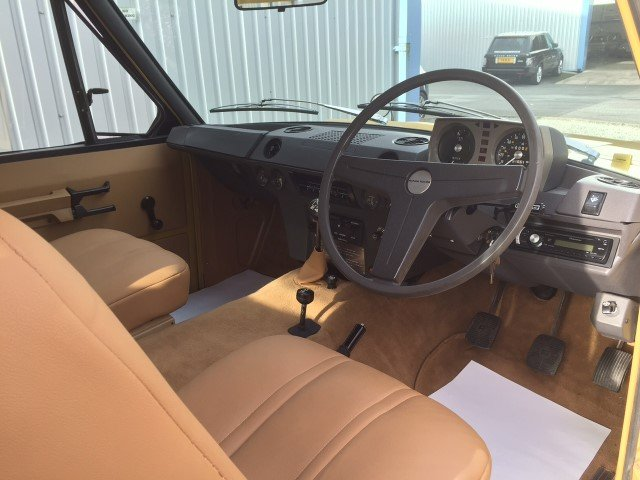 1973 Range Rover 2 door