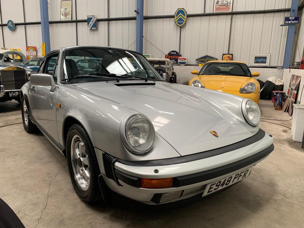 1988 Porsche 911 Carrera Sport Coupe SOLD