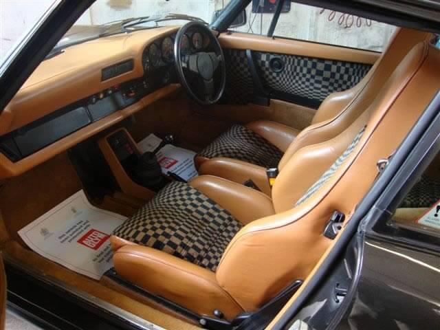 1979 Porsche 911 (930) Turbo SOLD