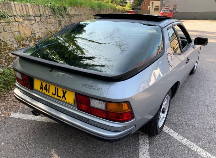 1984 Porsche 924 Auto SOLD!