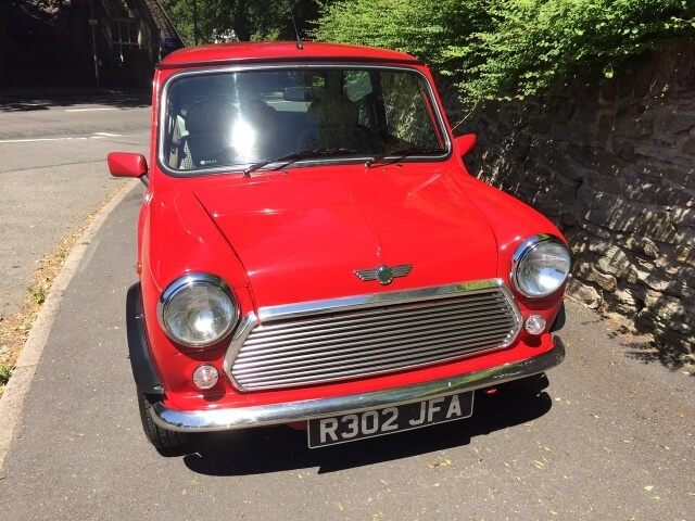 1997 Rover Mini 1300 Injection SOLD!