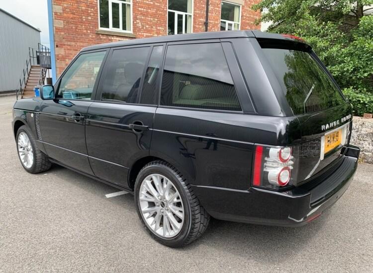 2012 Range Rover Westminster 4.4TD V8 SOLD