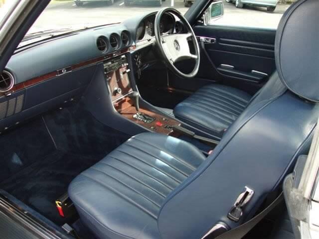 1987 Mercedes 300SL Sports SOLD