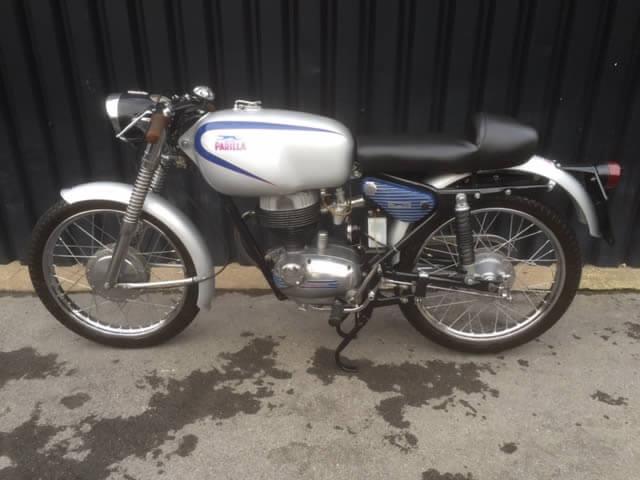 1958 Parilla 125 SOLD