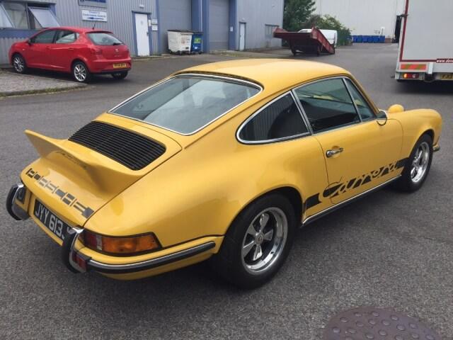 1970 Porsche 911 (RS recreation) SOLD
