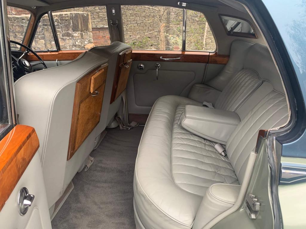 1964 Bentley S3 saloon