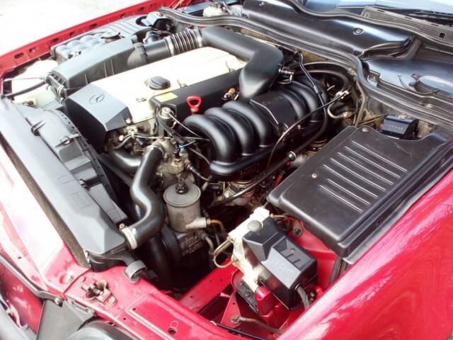 1994 Mercedes 280 SL W129 Sports