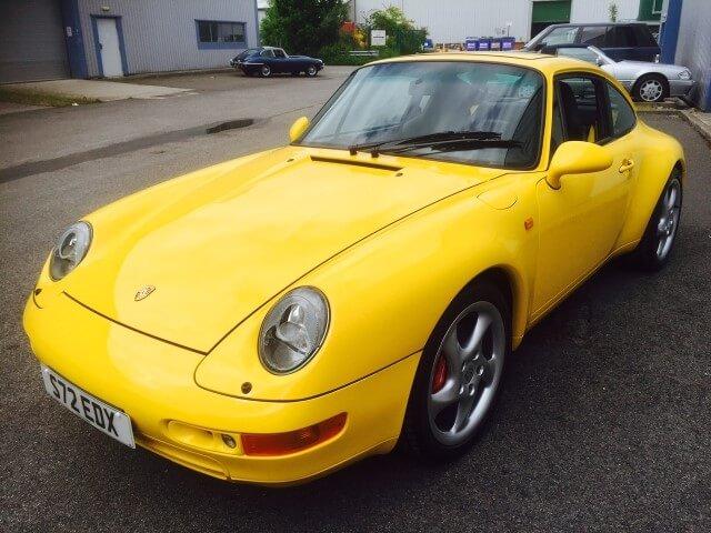 1998 Porsche Carrera 2 SOLD