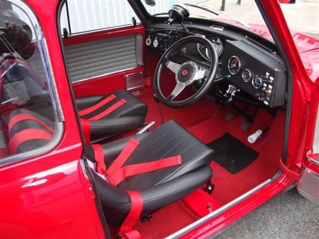 1963 Morris (mini) Cooper S SOLD