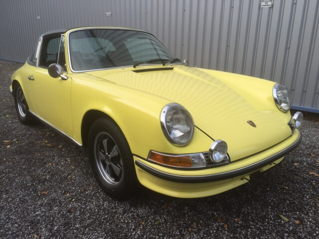[DEPOSIT TAKEN] 1970 Porsche 911 2.2S Targa