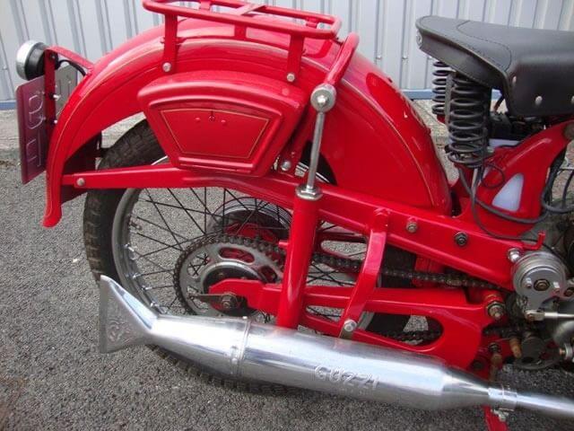 1945 Moto Guzzi 250 SOLD