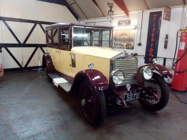 1923 Rolls Royce 20HP