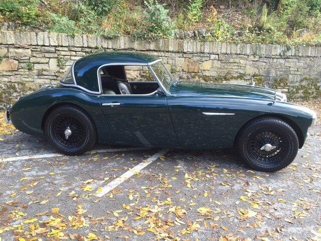 1961 Austin Healey 3000 MK 2  SOLD