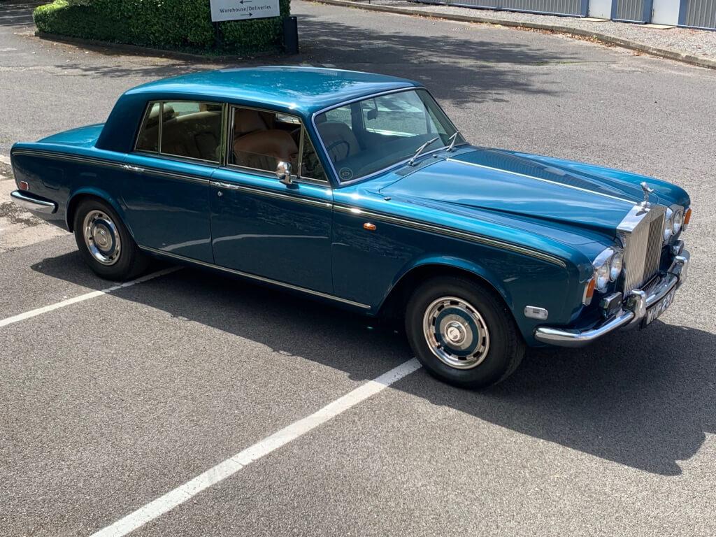 1975 Rolls Royce Silver Shadow 1