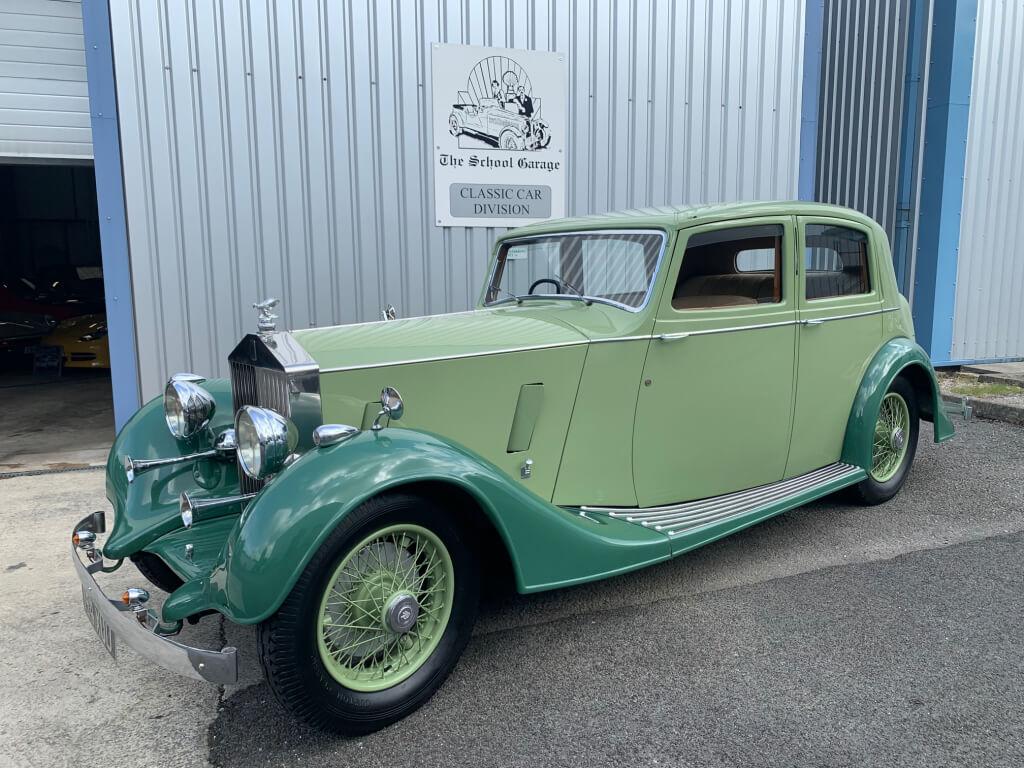 1937 Rolls Royce 25/30 SOLD