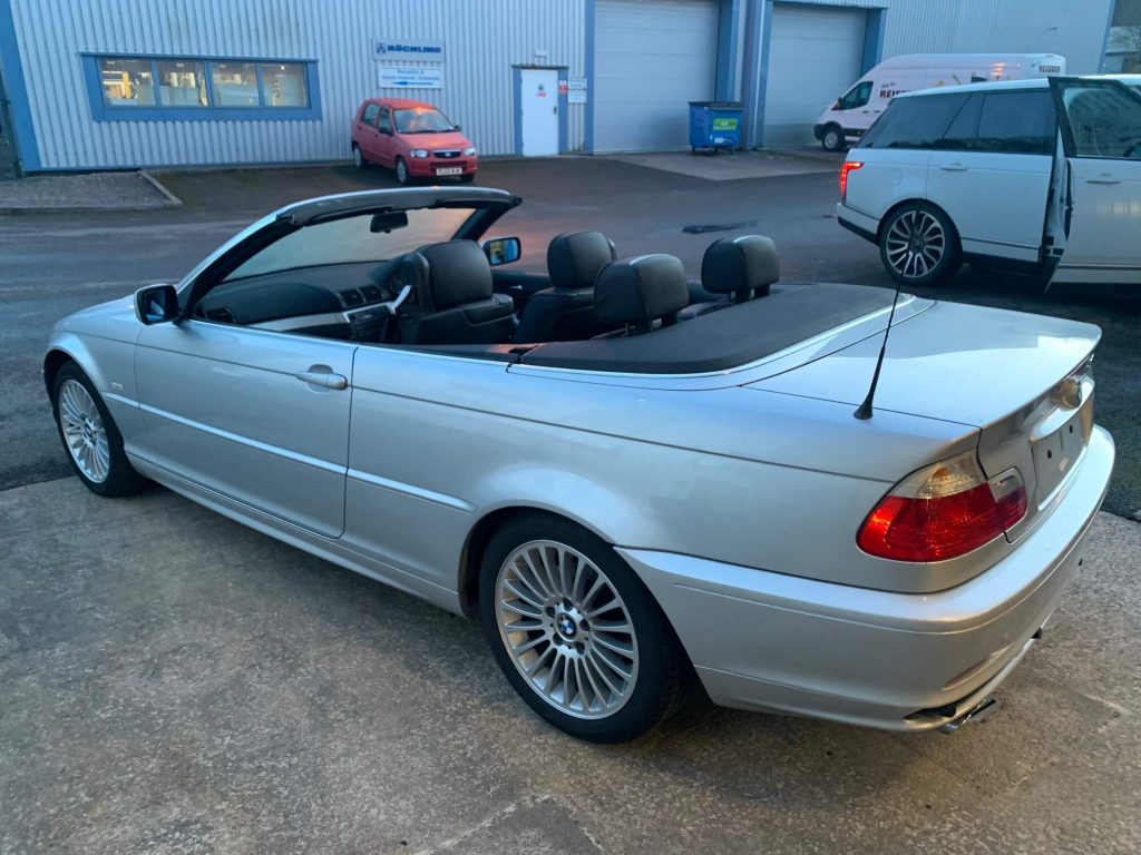 [SOLD] 2001 BMW 320I Convertible