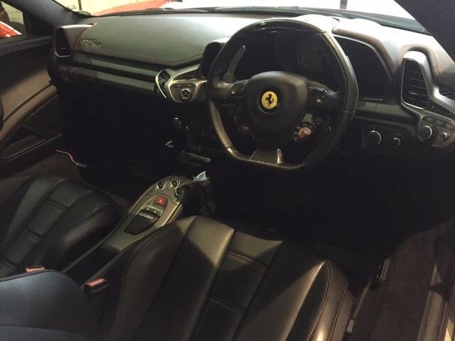 2012 Ferrari 458 Italia SOLD