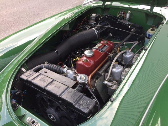1960 MGA 1600 MK1 Roadster SOLD!