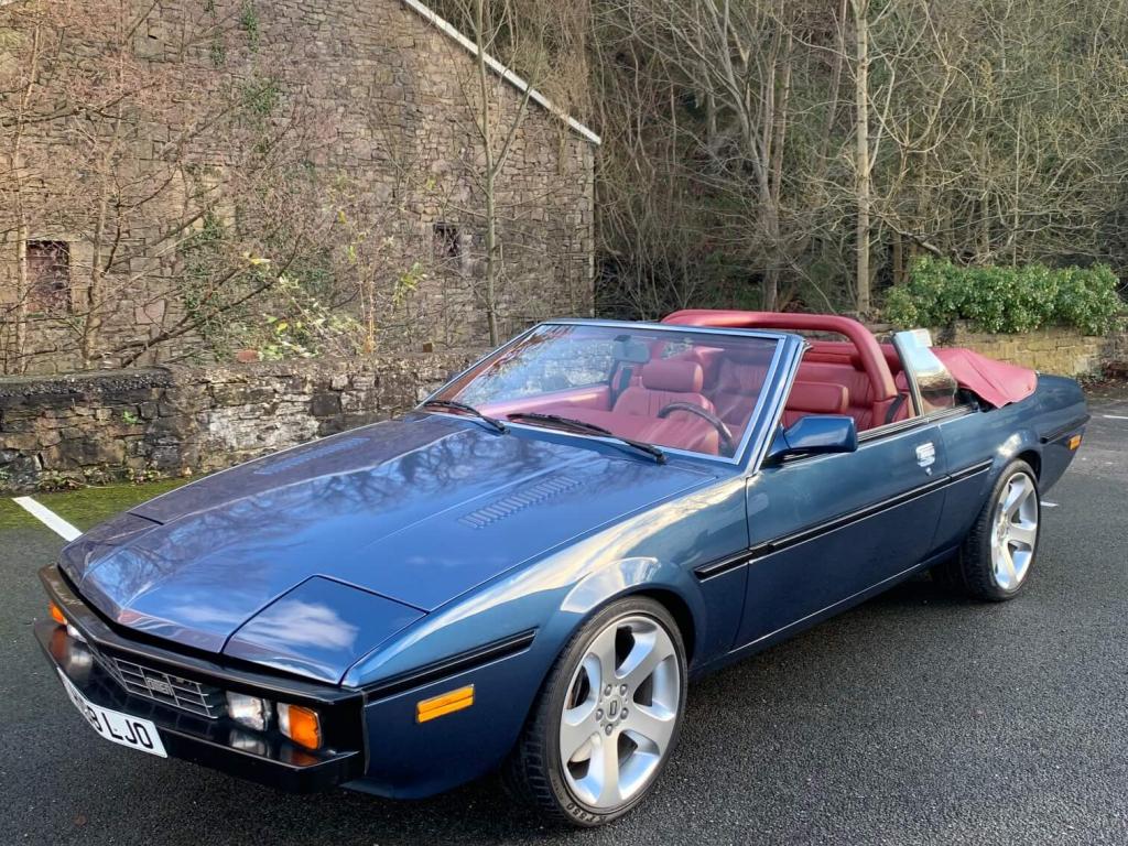 1990 Bitter SC Cabriolet