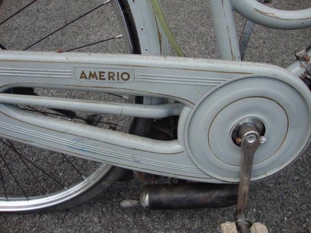 1949 Amerio Biciclette