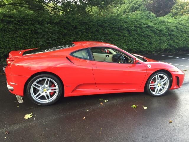 2007 Ferrari 430 F1 Coupe SOLD