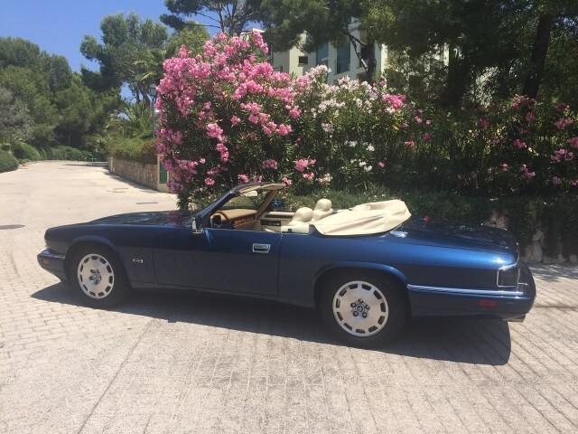 1996 Jaguar XJS 4.0L celebration SOLD