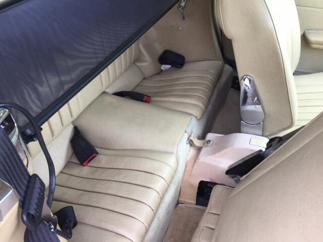 1982 Mercedes 280 SL W107 SOLD