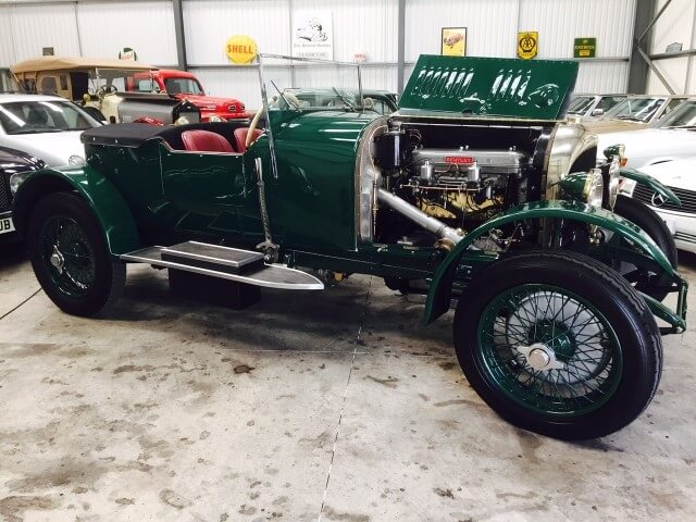 1925 Bentley 3 Litre Red Label SOLD