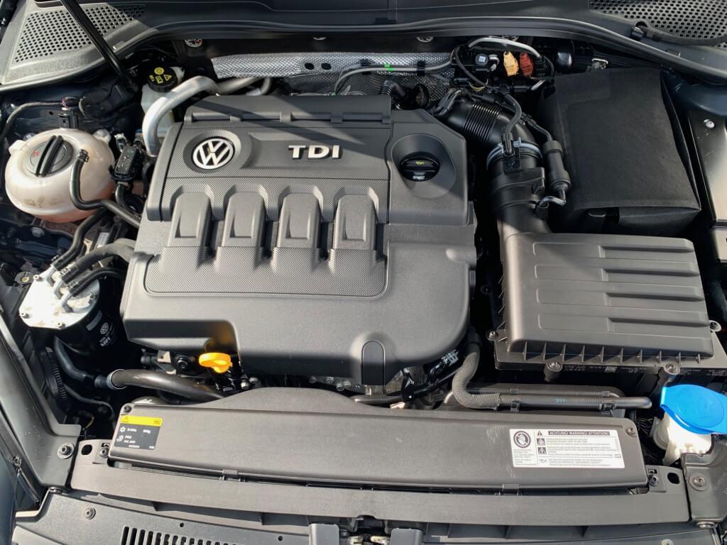 2015 VW Golf 2.0 GTD 5 Door Manual