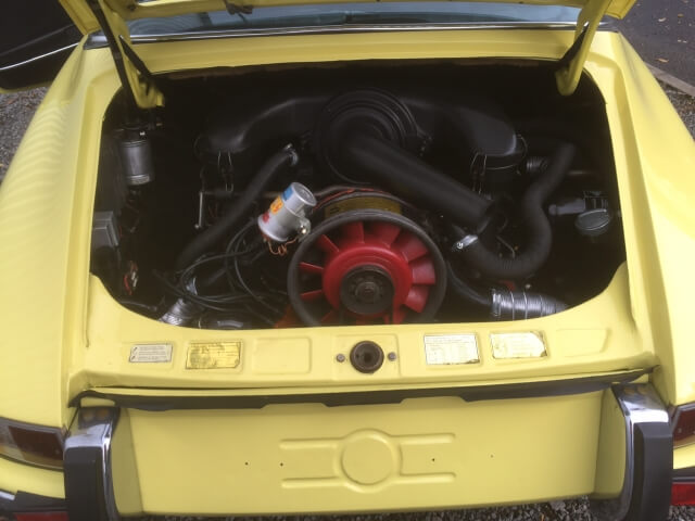 1970 Porsche 911 2.2S Targa