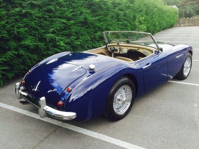 1959 Austin Healey 100/6 BN6 SOLD!