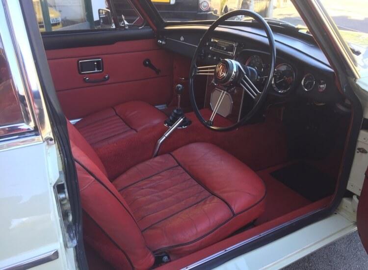 1968 MGB GT SOLD!