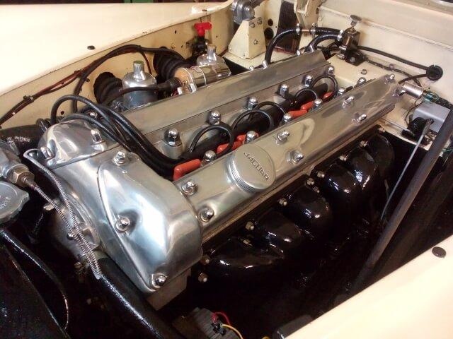 1954 Jaguar XK120 FHC. LHD
