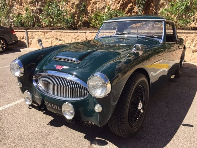 1961 Austin Healey 3000 MK 2  SOLD