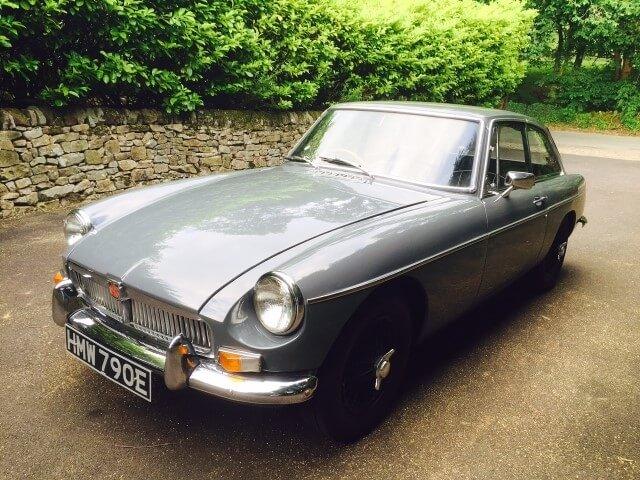 1967 MGB GT MK1 SOLD