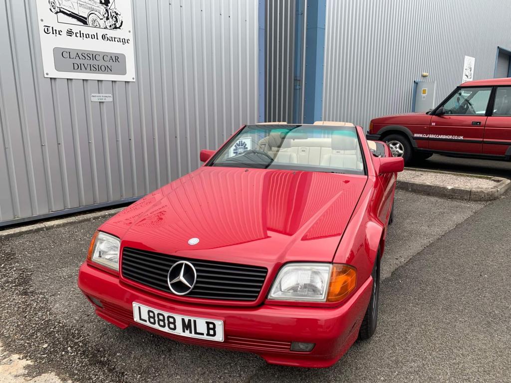 [SOLD] 1994 Mercedes 280SL W129 Sports