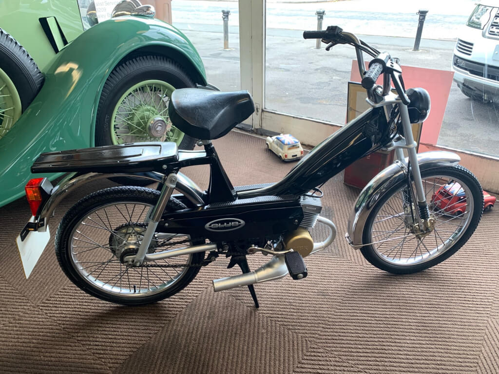 1999 MBK (Mobylette) Club 99 Sports Moped SOLD!