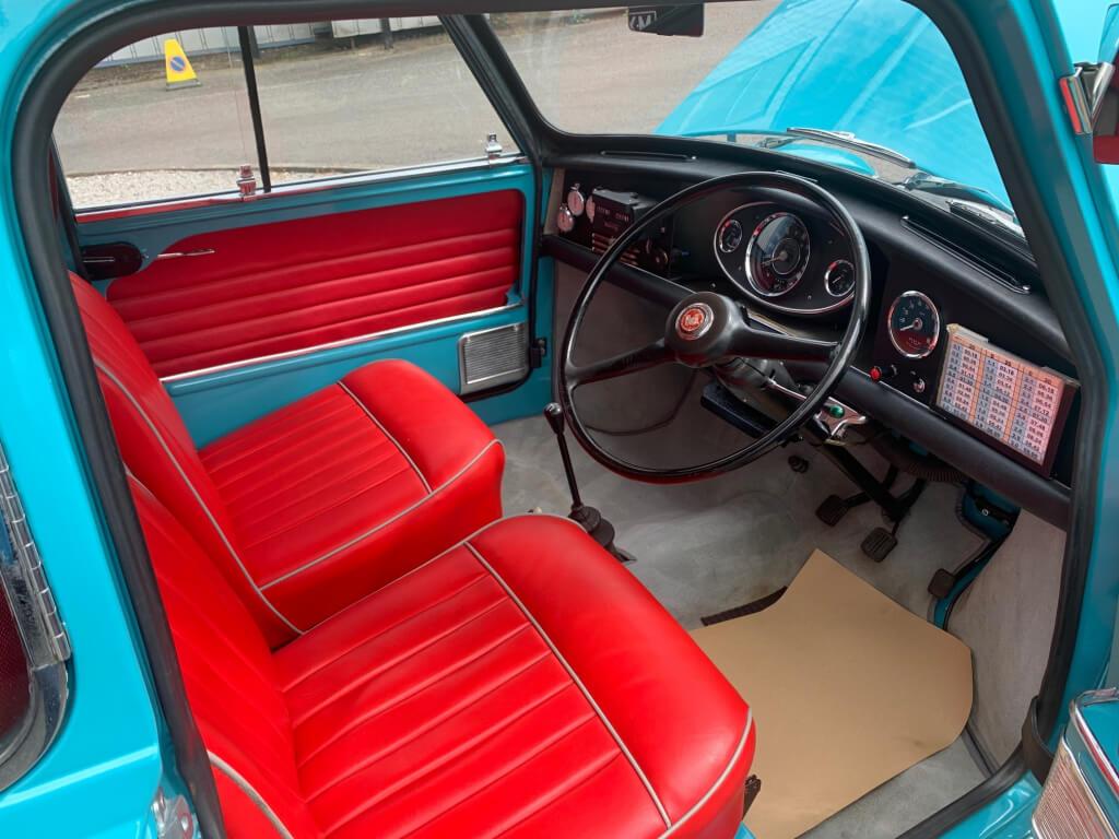 1962 Morris Mini MK1 Cooper [SOLD]