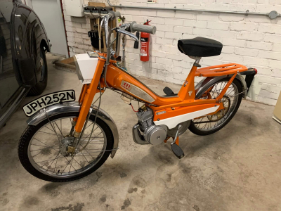 1974 Mobylette 50cc
