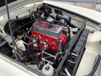 1965 MGB Roadster SOLD
