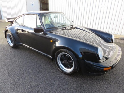 1987 Porsche 930 Turbo Coupe SOLD