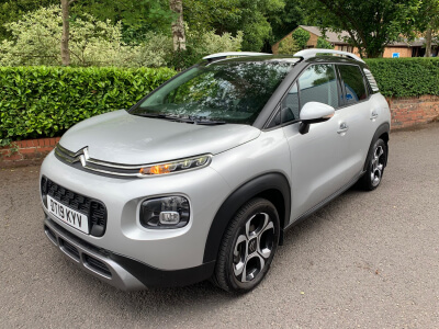 2019 (July) Citroen C3 Aircross Flair Puretech SS