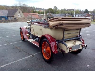 1921 Wolseley Model 20 C8