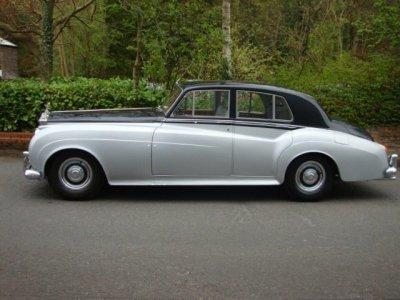 1956 Rolls Royce Silver cloud 1 SOLD