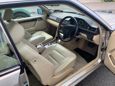 1991 Mercedes 300CE Sportline SOLD!