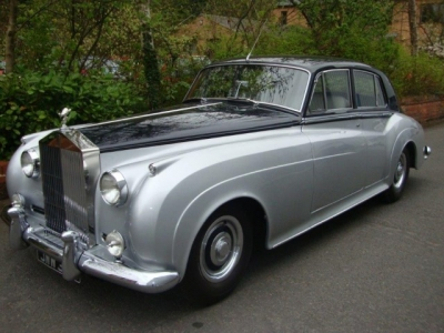 1956 Rolls Royce Silver cloud 1 SOLD