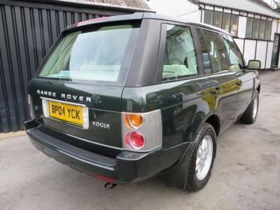 2004 (54)  Range Rover Vogue  SOLD